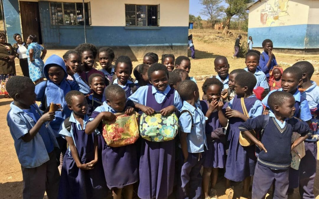 Our October Gift – World Vision