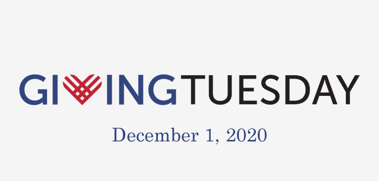 Today is Giving Tuesday 2020