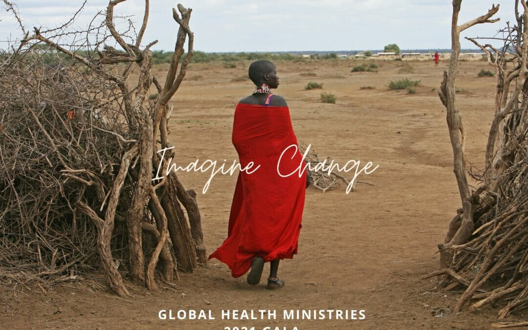 Our April Gift- Global Health Ministries